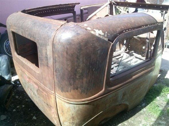 Part Bodywork Ford 1930