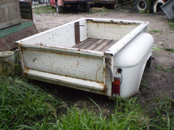 Part Narrow Box Chevrolet