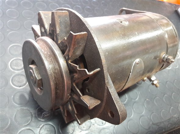 Part Dynamo 12v Repaired