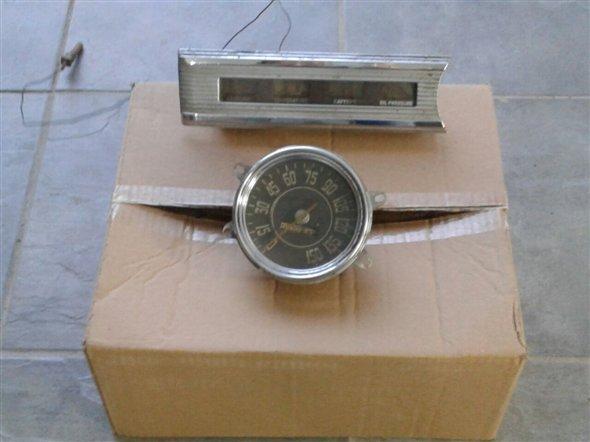 Repuesto Velocímetro Chevrolet 46