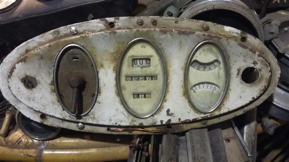 Repuesto Tablero Chevrolet