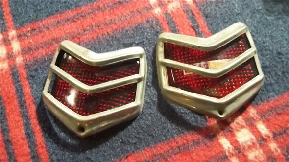 Repuesto Vidrios Y Aros Ford 40