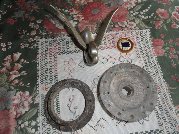 Part Insignia Packard