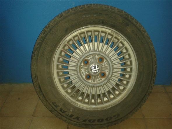 Part Llantas Alfa Romeo
