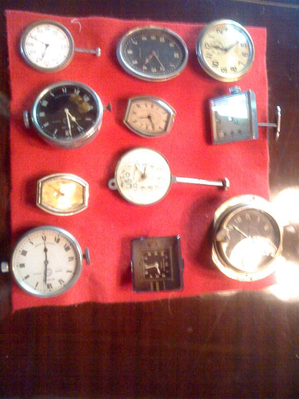Repuesto Lote Relojes Hora.
