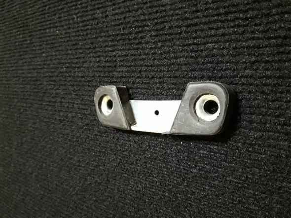 Part Vibration damper door Fiat 600