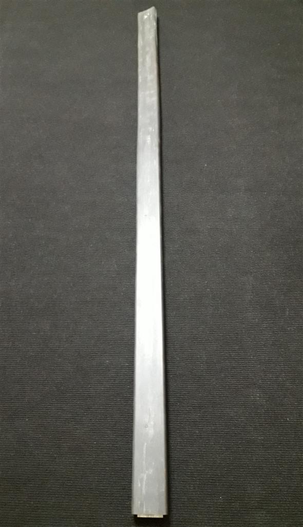 Repuesto Banda Goma Moldura Paragolpe Renault 12