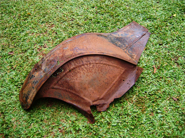 Part Fender Ford T 1922
