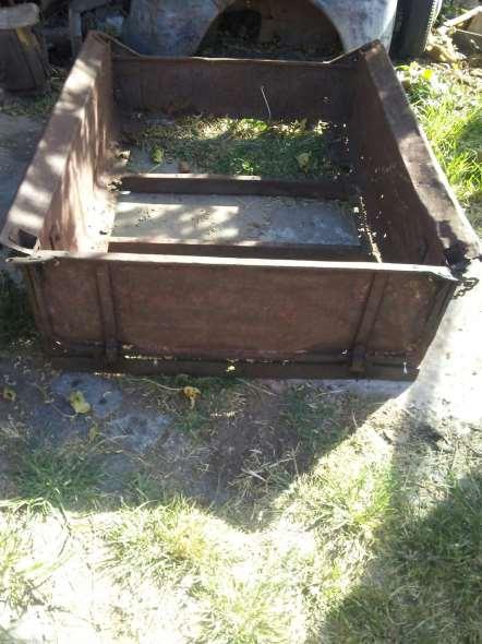 Repuesto Caja Ford 1930