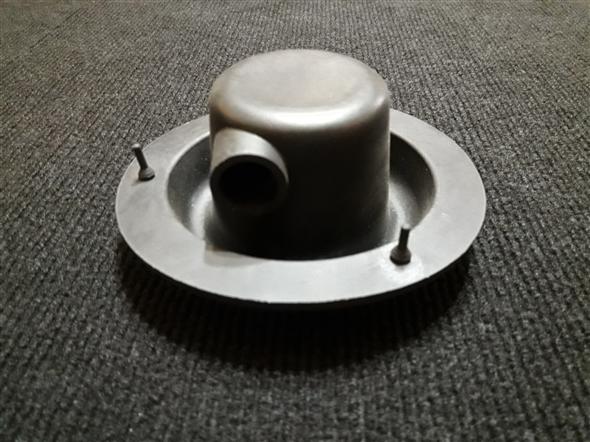 Part Protective bottom gusset lever change Fiat 128