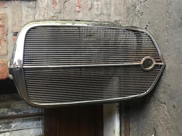 Repuesto Mascara Chevrolet 1933