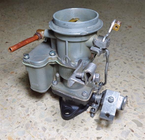 Repuesto Carburador Carter Yf Ika Bergantin Jeep Ika Willys