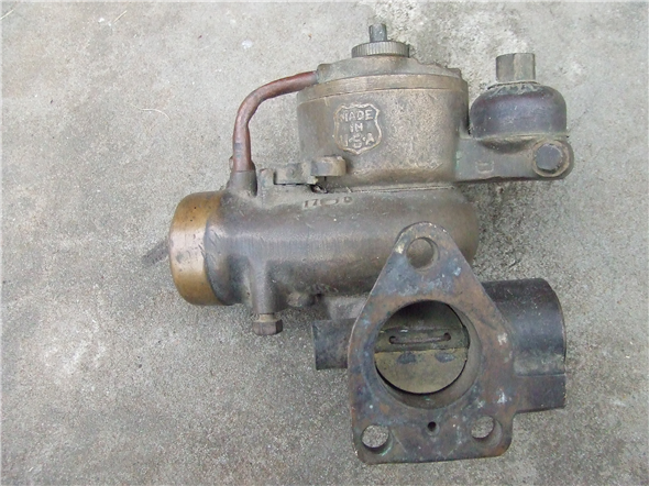 Part Carburador Bronce