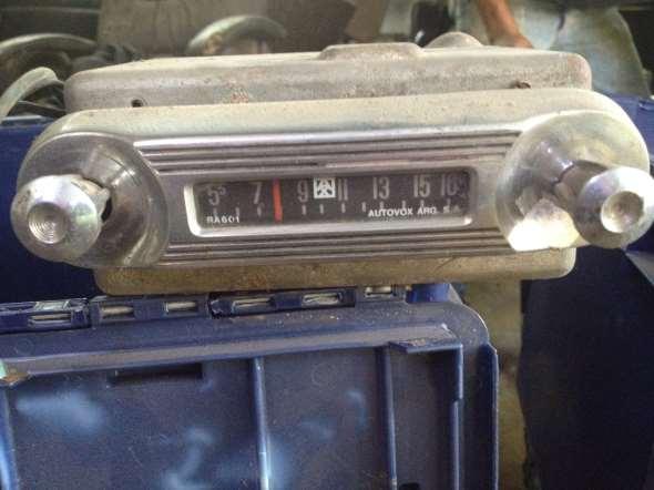Part Ford radio