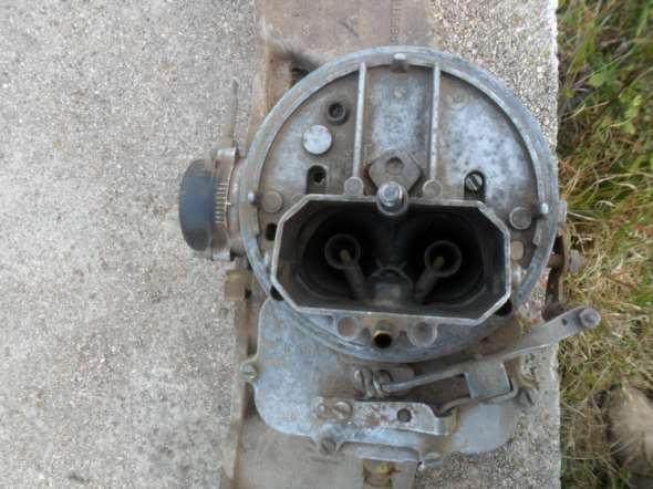 Part Carburador Torino