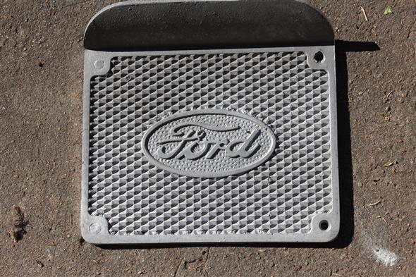 Repuesto Pisaderas Ford A