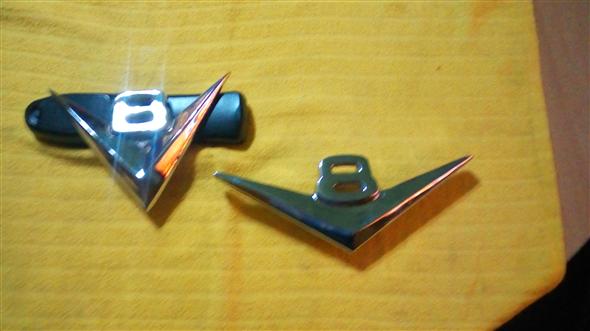 Repuesto Insignia V8