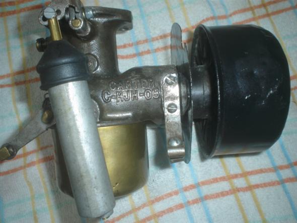 Part Carburador Carter Chevrolet 1929
