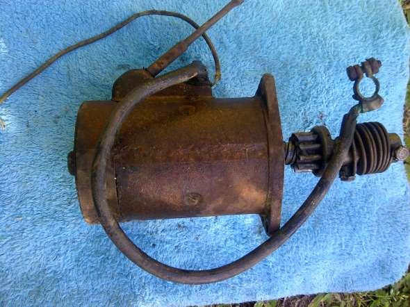 Repuesto Motor Arranque Ford A