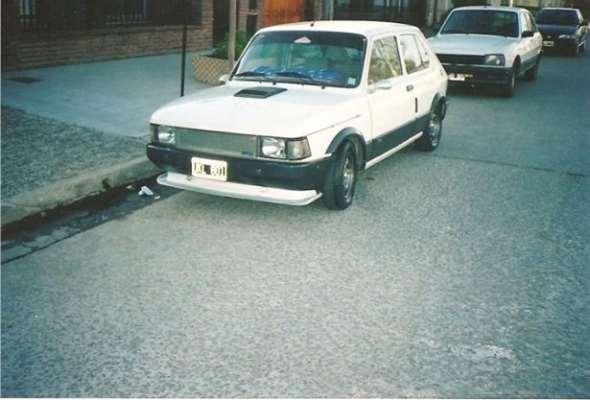 Repuesto Espoiler Fiat Spazio