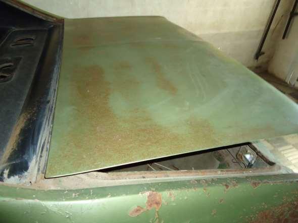 Repuesto Tapa Baul Chevy 4 Puertas
