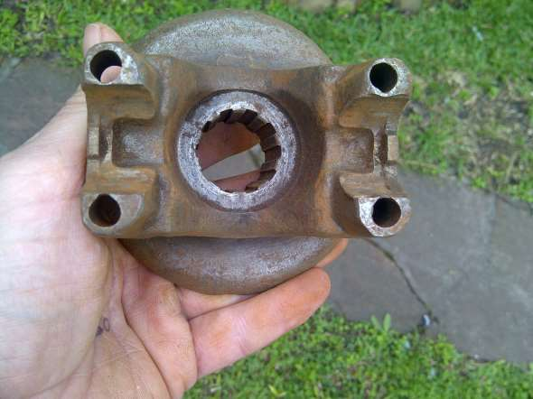 Part Replacement Jeep Willis