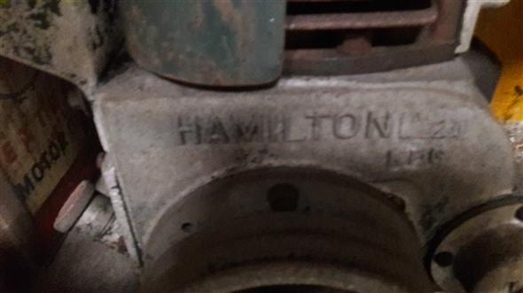 Part Engine Hamilton Usa