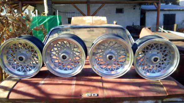Part Sports rims Ford