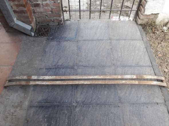 Part Paragolpe Ford A