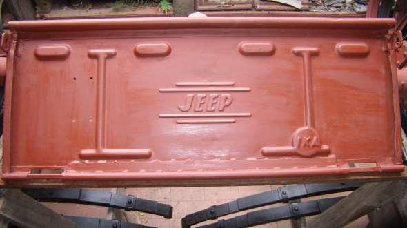 Part Porton Trasero Jeep