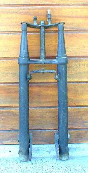 Part Fork Douglas 350 T.35