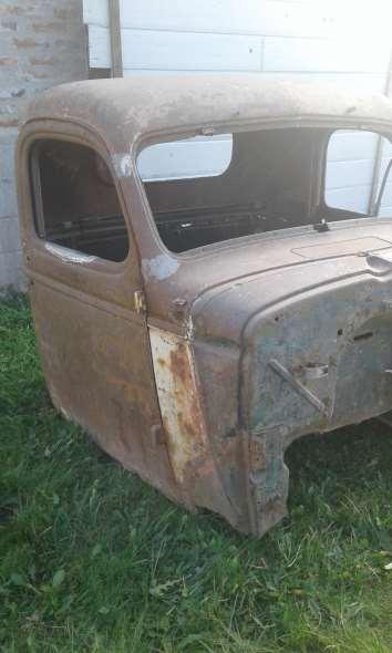 Part Chevrolet 1946 cabin