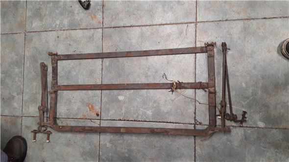 Repuesto Porta Baul