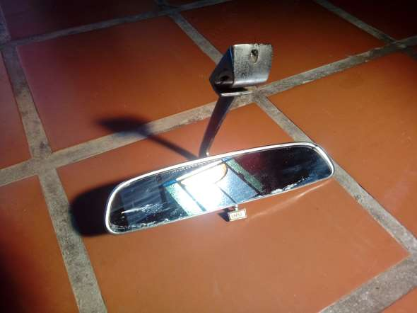 Part Mirror rear-view mirror and sun visor Ford Fairlane