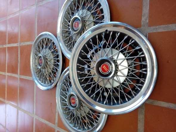Repuesto Tasas Ford Fairlane Elite