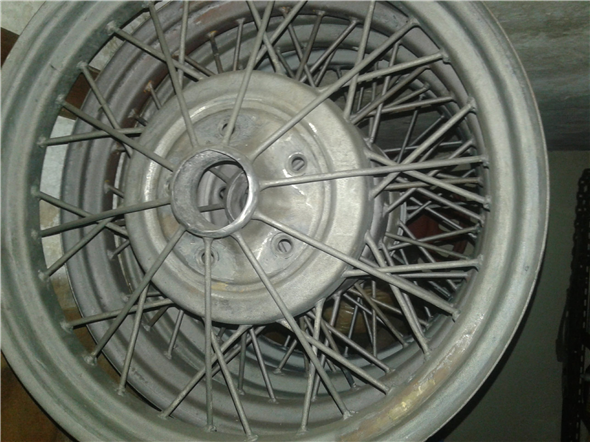 Part Rims Ford A