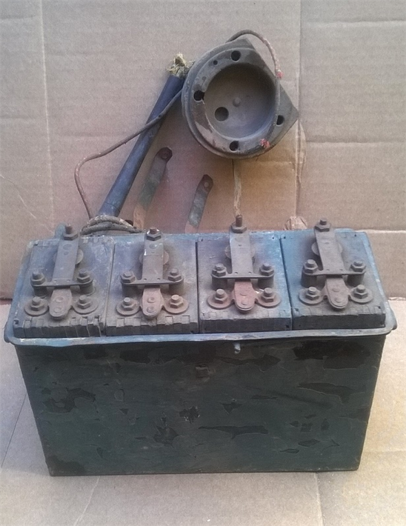 Part Coils Ford T boxed