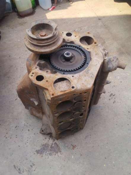 Repuesto Motor V8 8ba