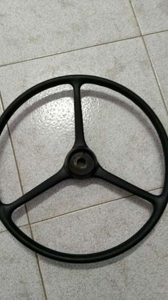 Part For sale: old steering wheel