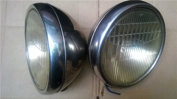 Part Headlight Ford A