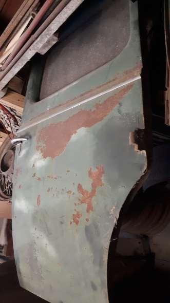 Repuesto Puertas Traseras Ford 1939