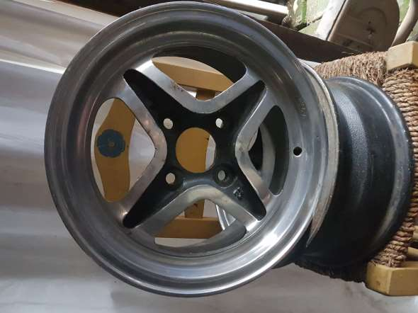 Part Fiat 600 12 rims