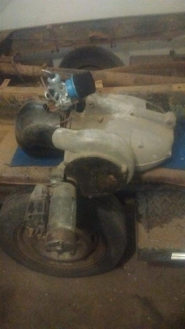 Repuesto Motor Carlo 200