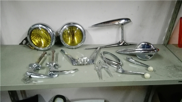 Part Accesorios Ford 1938