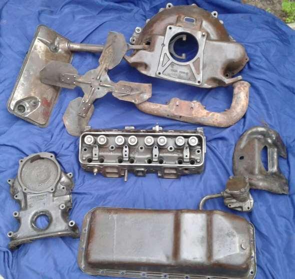 Repuesto Varios V8 Fase1