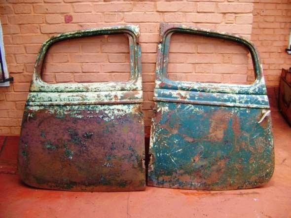 Repuesto Par Puertas Ford 34