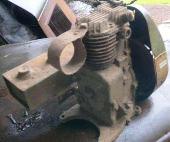 Part Motor Antiguo