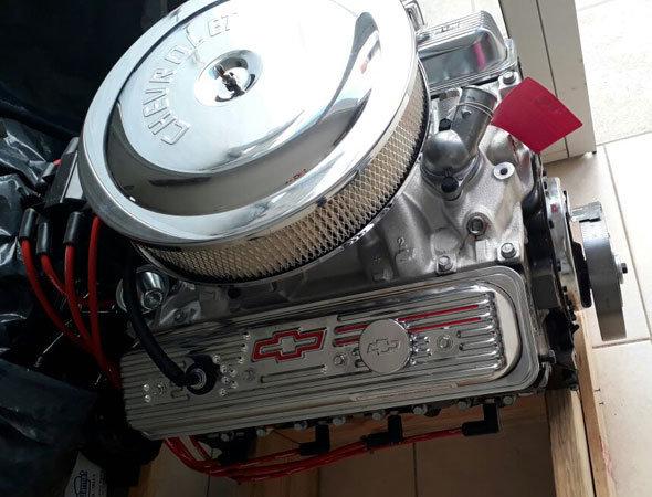 Part Motor Chevrolet V8 350 Ho 333hp