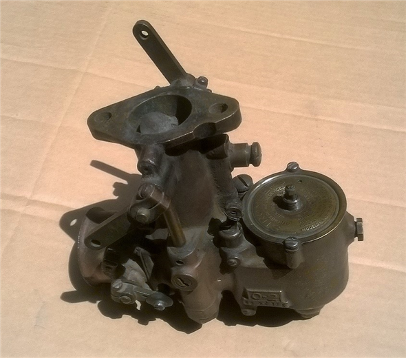 Repuesto Carburador Stromberg O2 Bronce.