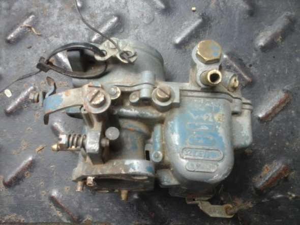Part Weber carburetor